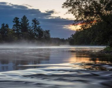 steam-rising-from-morning-river
