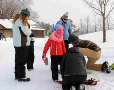 SCRA-Outside-snowshoes
