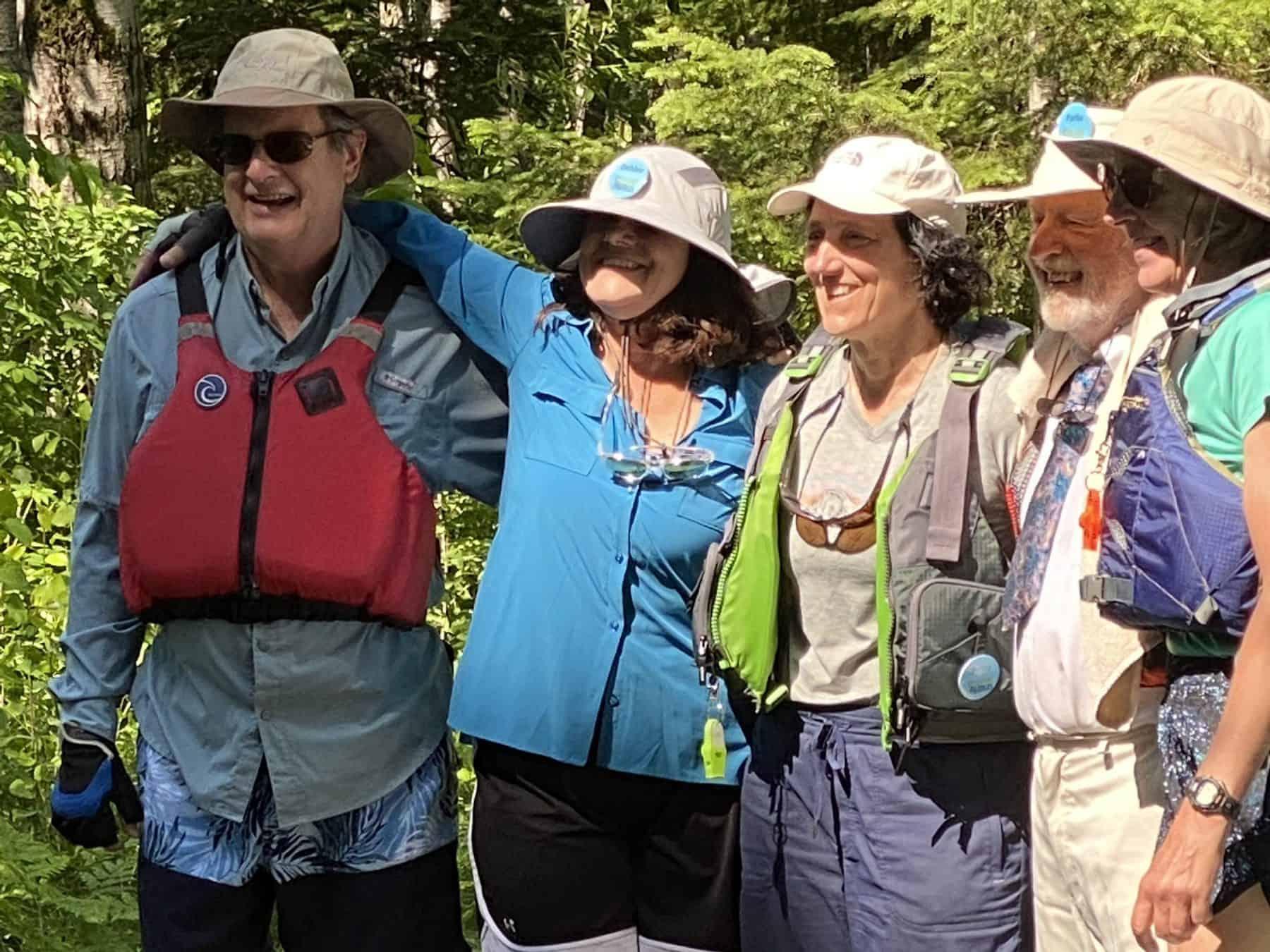 Photo: SCRA Paddle Participant