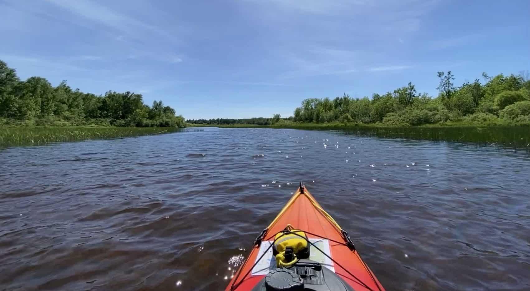 Photo: Wild Rivers Conservancy Paddle Participant