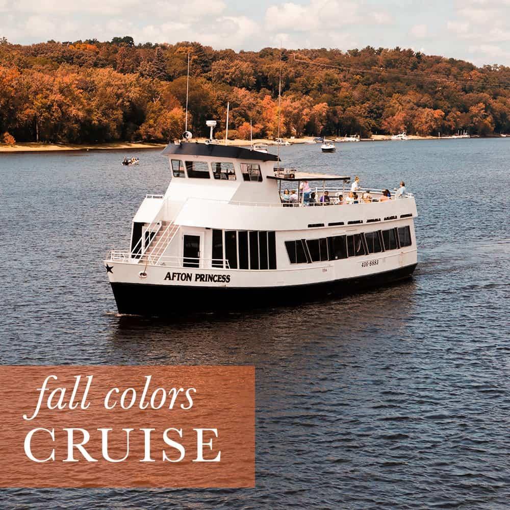 Photo: St. Croix River Cruises
