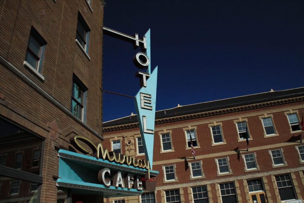 Photo: Murray Hotel