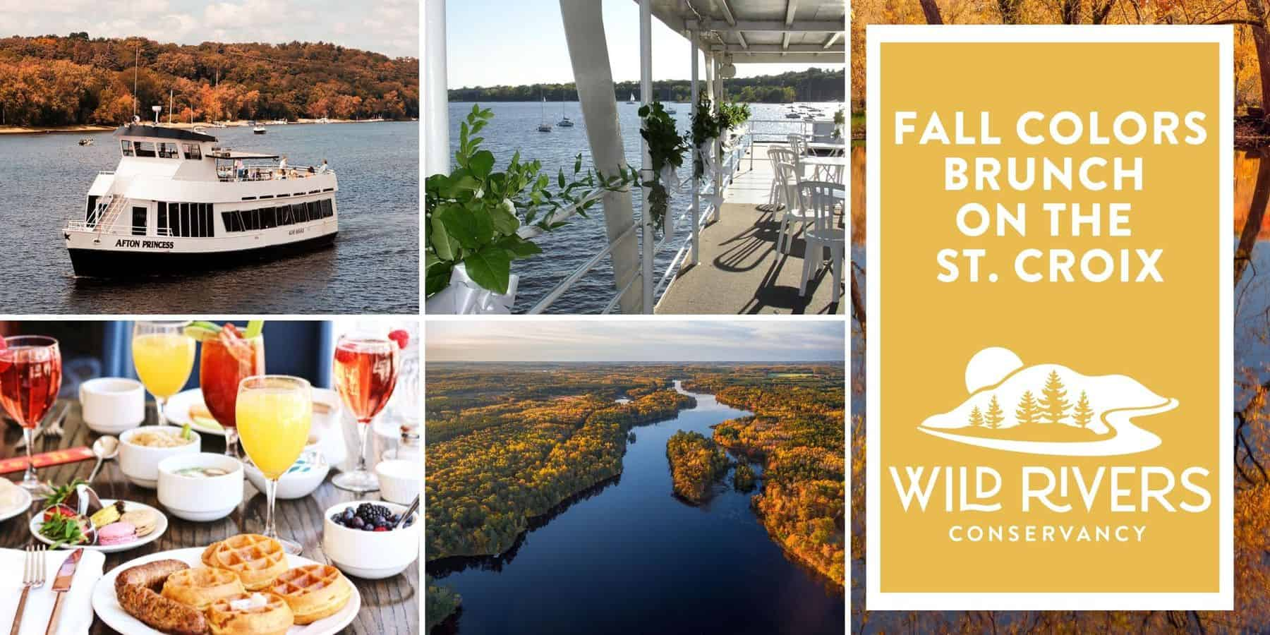 Fall Colors Brunch Cruise
